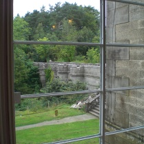 Overtoun Bridge from the Tea Room
