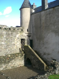 Dunstaffnage Castle