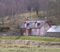 House in Aberdeenshire