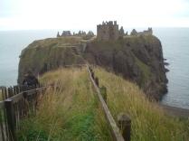Dùn Fhoithear Dunnottar Castle
