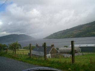 Along Loch Tay