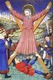St Andrew's Crucifixion