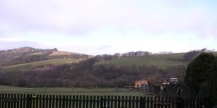 Farmland in Ayrshire