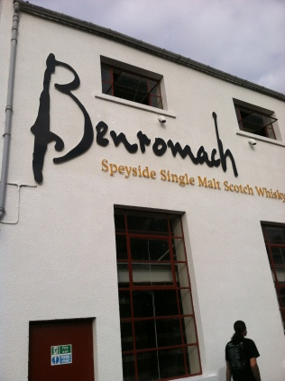 Benromach Distillery, Forres, Morayshire