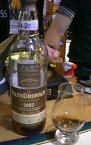 The GlenDronach 2002, Dornach Castle Hotel Pub