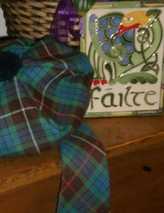 Fraser                                  Ancient Hunting Tartan