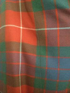 Fraser Dress Tartan, Modern