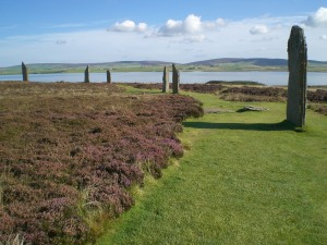 Ring of Brodgar, Orkney, 2013