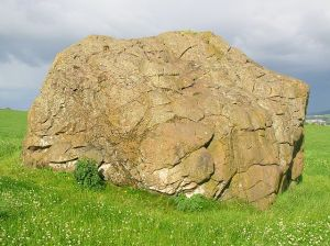 Clochoderick Logan stone by Rosser1954 Roger Griffith - Own work. Licensed under Public Domain via Wikimedia Commons - httpcommons.wikimedia.orgwikiFileClochoderick_Logan_stone.JPG#med