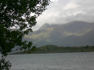 Mists over Loch Linnhe